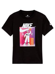nike-younger-boy-nike-character-short-sleeve-t-shirt-black
