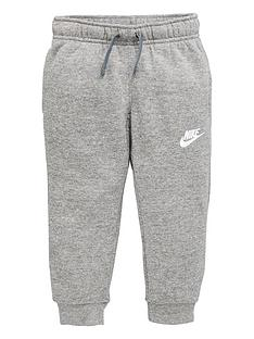 nike-younger-boys-club-fleece-rib-cuff-jogger-grey