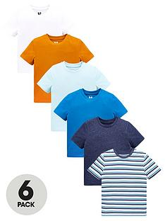 mini-v-by-very-boys-6-pack-short-sleeved-tees-multi