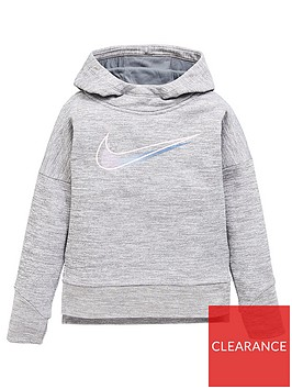 nike-younger-girl-therma-pullover-hooded-tunic-grey