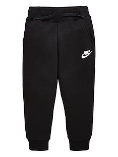 nike-younger-girls-g-nswnbsppe-fleecenbspjogger-black