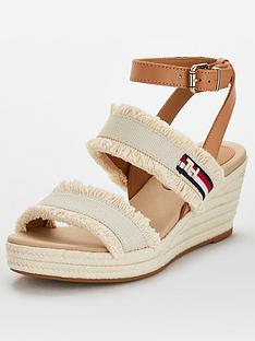 tommy-hilfiger-fringes-mid-wedge-sandals-ivory