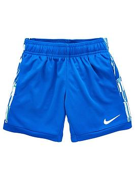 nike-younger-boys-all-over-printnbsptrophy-short-blue