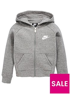 nike-younger-girls-g-nsw-pe-fleece-full-zip-hoodie-grey