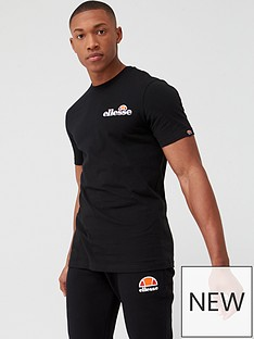 ellesse-voodoo-logo-t-shirt-black