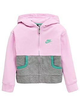nike-nsw-younger-girlnbspair-full-zip-hoodie-pink