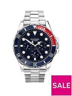 sekonda-blue-dial-silver-bracelet-watch