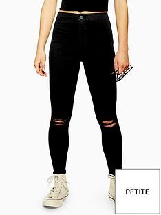 topshop-petite-28-rip-joni-jeans-black