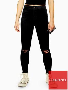 topshop-petitenbsprip-joni-jeans-black