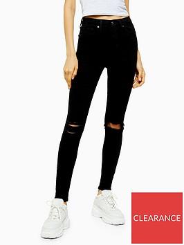 topshop-topshop-tall-36-arizona-rip-jamie-jeans-black