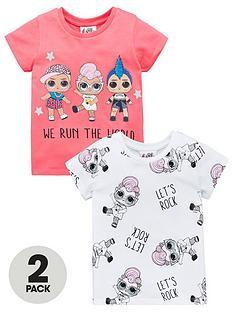 lol-surprise-2-packnbspwe-run-the-world-amp-all-over-print-t-shirt-multi