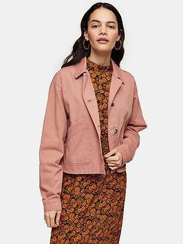 topshop-mish-jacket-pink