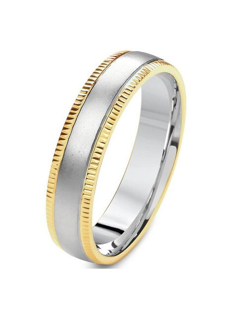 love-gold-9ct-white-gold-and-yellow-gold-5mm-matt-and-polished-band