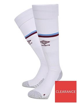 umbro-junior-west-ham-2021-home-sock