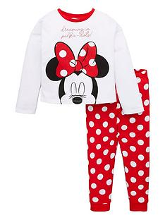 minnie-mouse-girls-minnie-mouse-dreaming-in-polka-dots-pj-set-red
