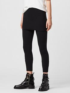 allsaints-raffi-leggings-black
