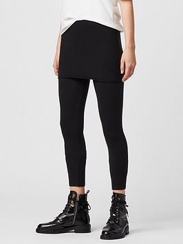 allsaints-raffi-leggings-black