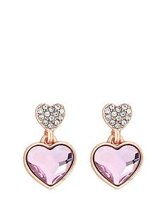 jon-richard-swarovski-light-rose-dancing-heart-drop-earrings