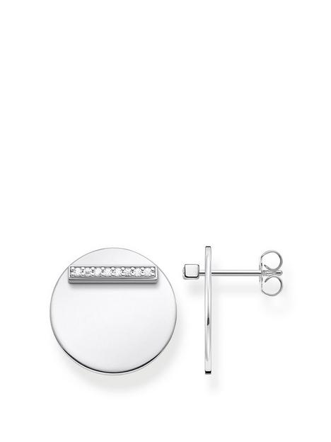 thomas-sabo-together-sterling-silver-stud-earrings