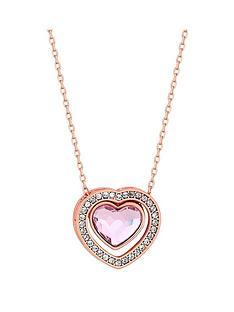jon-richard-swarovski-light-rose-dancing-heart-pendant-necklace