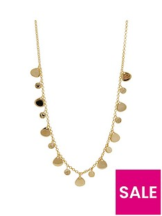 simply-silver-14ct-gold-plated-sterling-silver-charmed-necklace