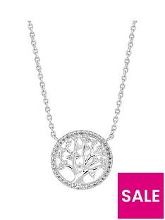simply-silver-cubic-zirconia-tree-of-life-pendant-necklace