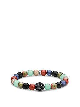 thomas-sabo-thomas-sabo-natural-gemstone-bead-bracelet