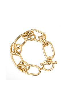 mood-gold-plated-chain-link-bracelet