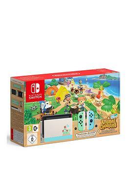 Nintendo Switch Nintendo Switch Animal Crossing: New ...