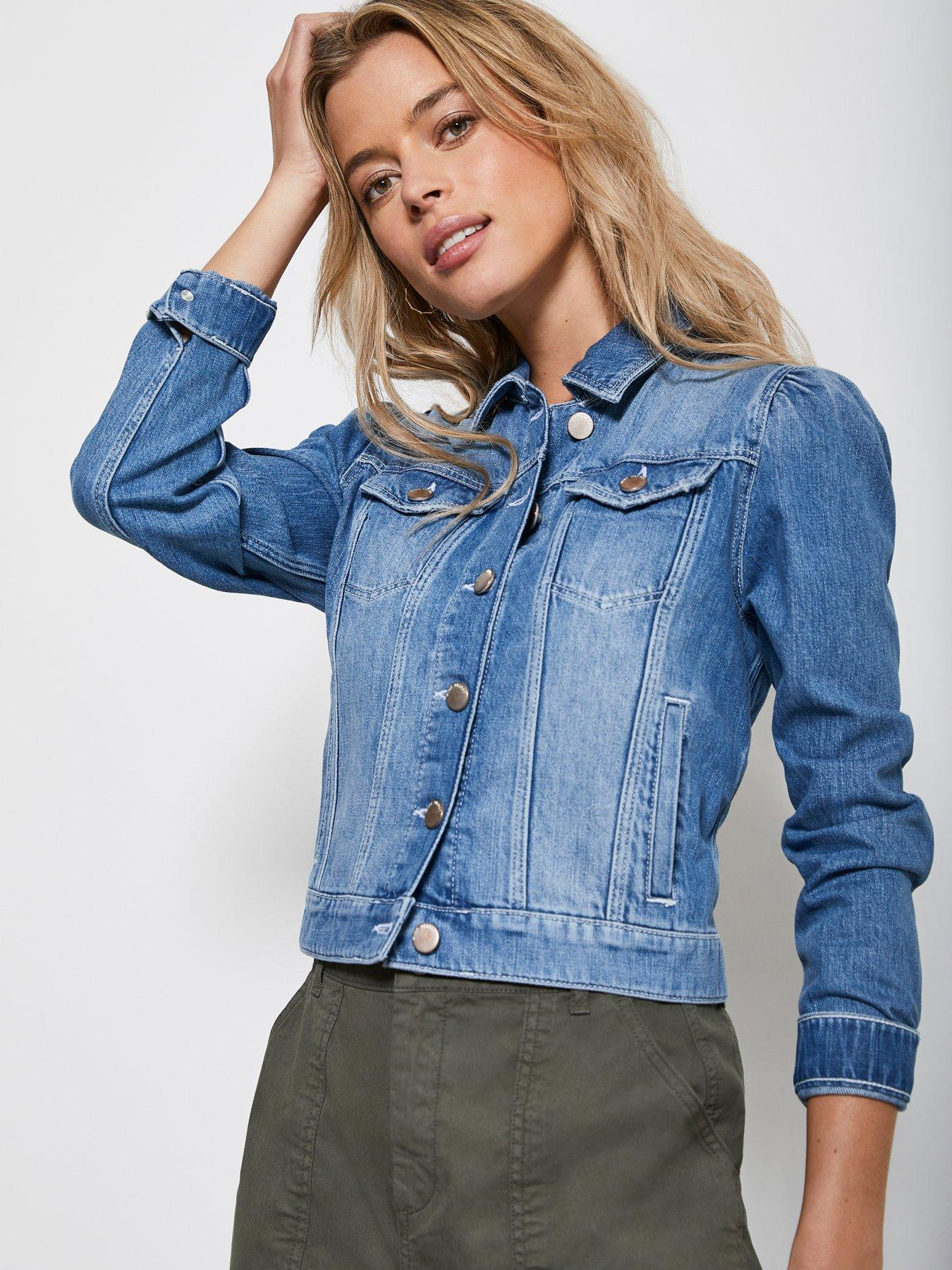 Blue coats & jackets for women | Click & Collect next day