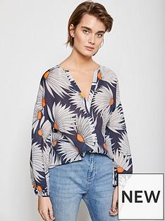 mint-velvet-andrea-floral-print-blouse-navy