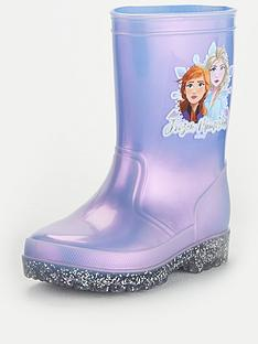 disney-frozen-girlsnbspwellie-blue