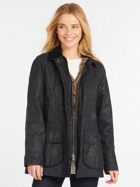 barbour-beadnell-wax-jacket-navy