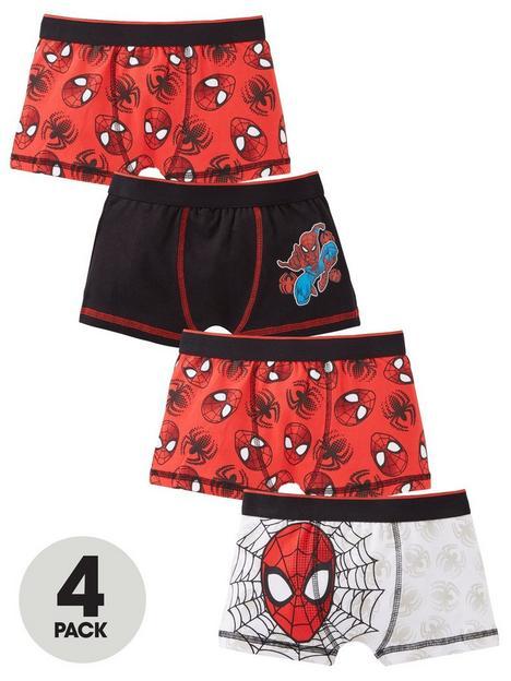 spiderman-boys-spiderman-4-pack-boxers-multi