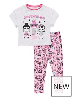 lol-surprise-girlsnbspglam-squad-pj-set-multi