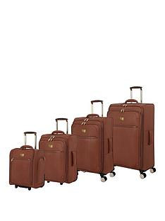 it-luggage-compelling-tan-4pc-luggage-set