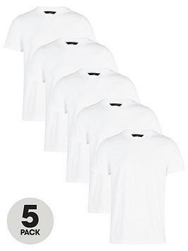 very-man-essentials-5-pack-crew-t-shirt
