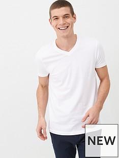 very-man-essentials-v-neck-t-shirt-charcoal