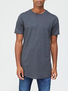 very-man-essentials-long-line-slub-t-shirt-charcoal