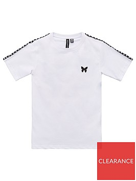 good-for-nothing-boys-taped-butterfly-short-sleeve-t-shirt-white