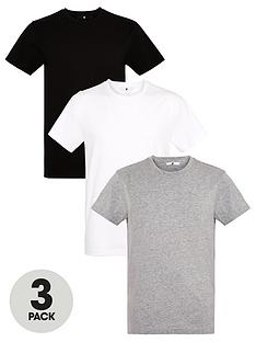 very-man-3-pack-ofnbspessentialsnbspcrew-necknbspt-shirt-blackwhitegrey