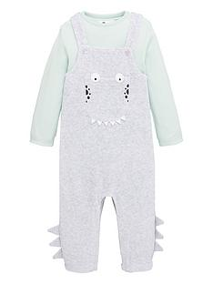v-by-very-baby-boys-dinosaur-romper-and-bodysuitnbspset-multi