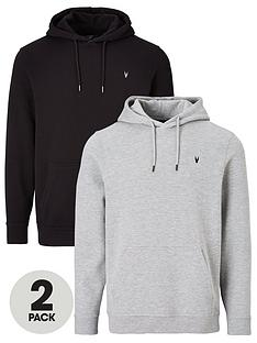 very-man-essential-overhead-hoodie-2-pack-blackgrey-marl