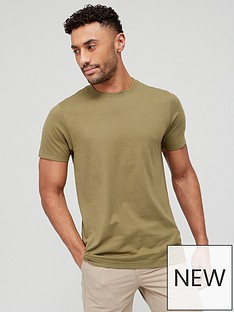 very-man-essentials-crew-neck-t-shirt-khaki