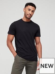 very-man-essentials-crew-t-shirt-black