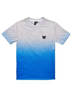 good-for-nothing-boys-speckle-fade-short-sleeve-t-shirt-blue