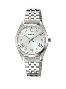 lorus-classic-womens-stainless-steel-crystal-set-dial-bracelet-watch