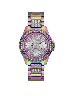guess-guess-lady-frontier-multi-coloured-crystal-set-bracelet-watch