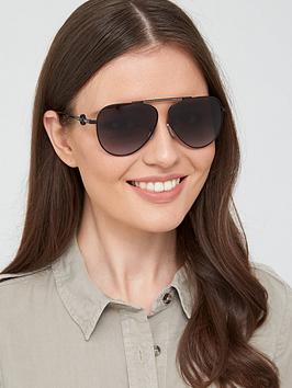 michael-kors-aviator-sunglasses-shiny-black