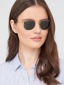 ray-ban-square-sunglasses-legendnbspgold
